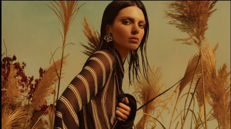 Roberto Cavalli enlists Kendall Jenner for spring-summer 2019 campaign