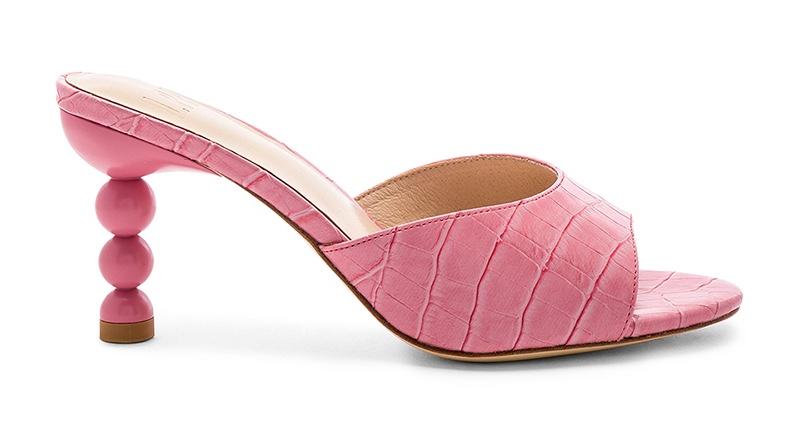LPA Sofi Heel in Pink $198