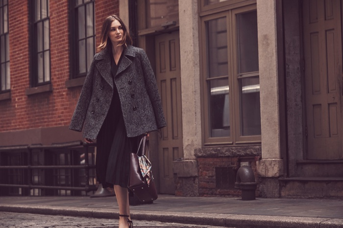 Dean Isidro captures London Fog fall-winter 2018 campaign