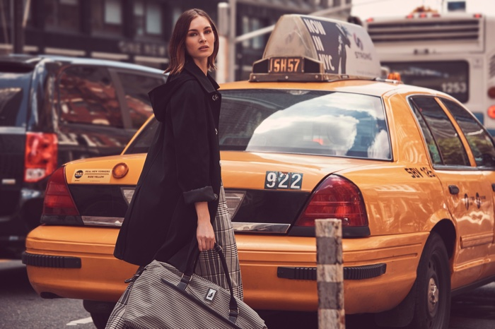London Fog sets its fall-winter 2018 campaign in New York City