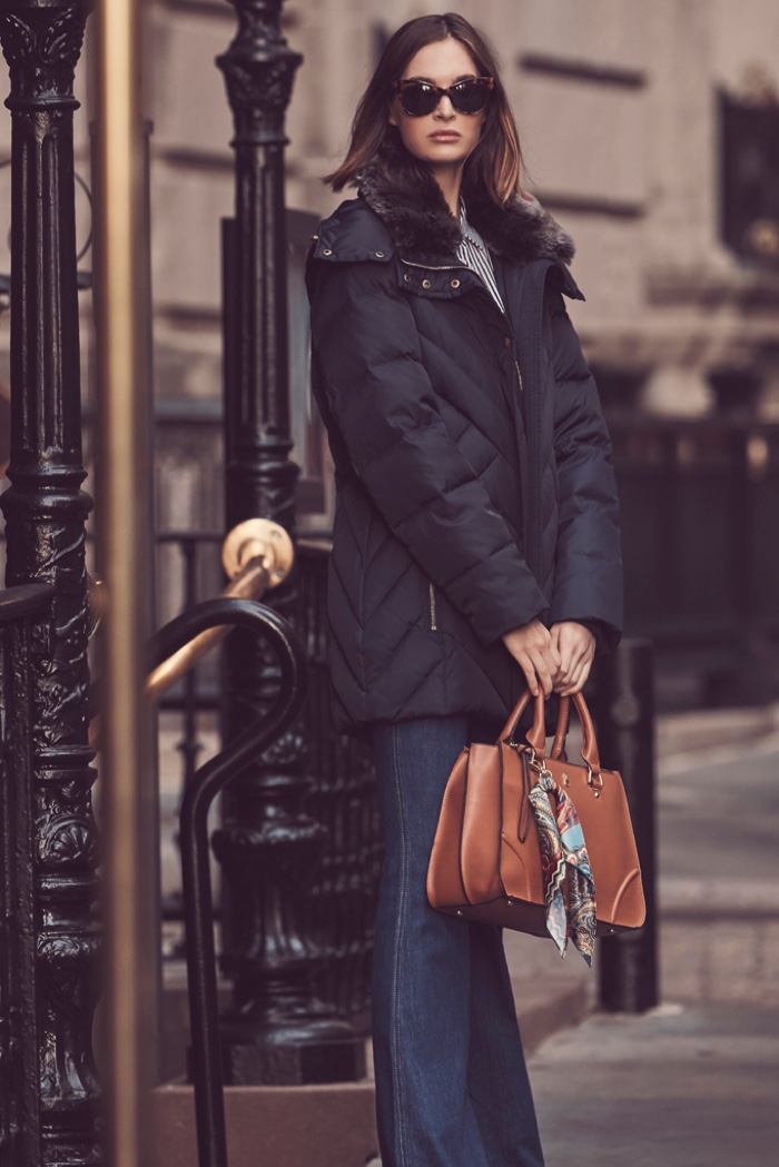 London Fog releases fall-winter 2018 campaign
