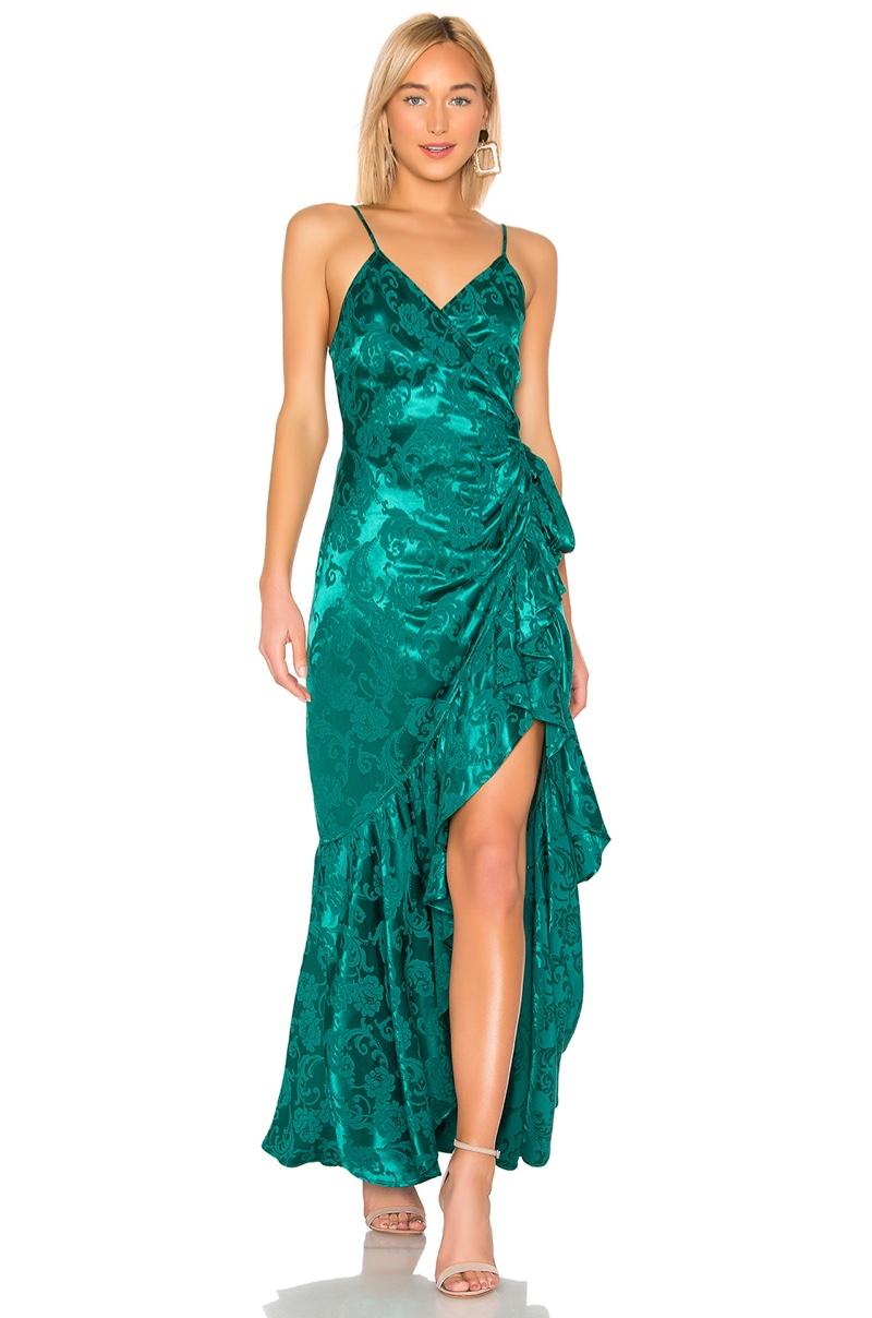 Majorelle Claudette Maxi Dress $278