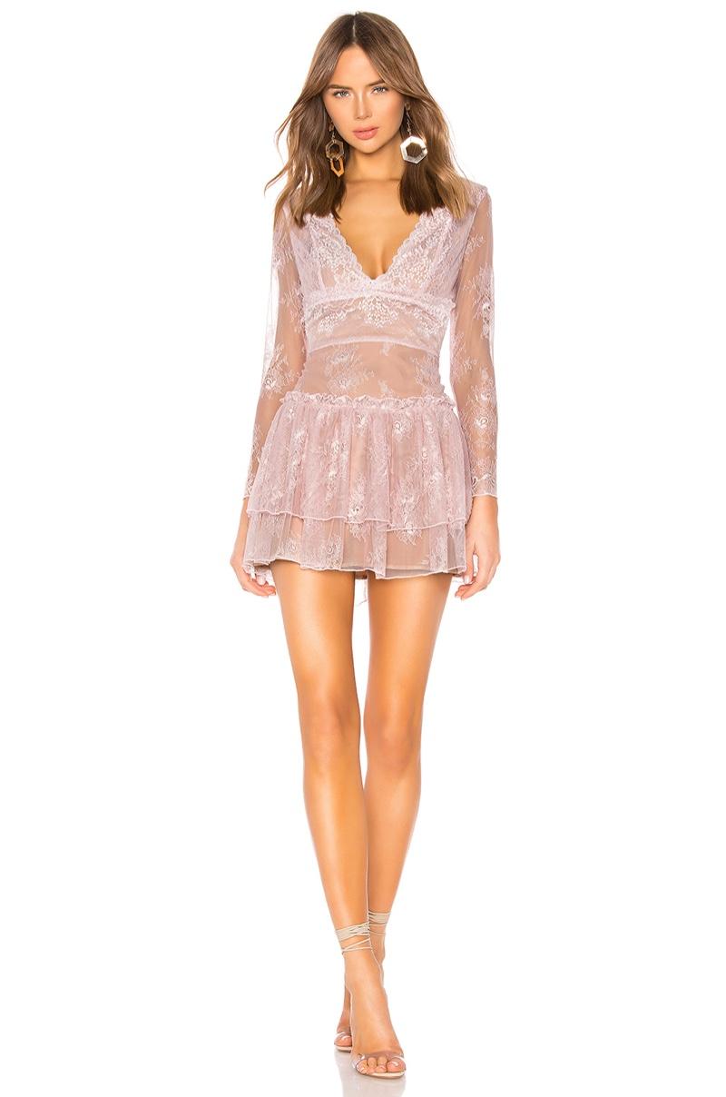 Majorelle Giza Mini Dress $238