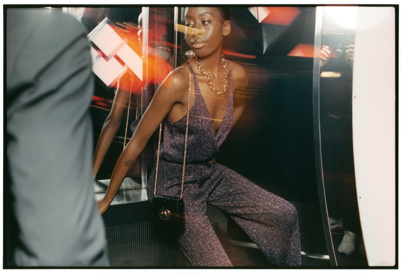 Jumpsuit style gets spotlighted by Mango