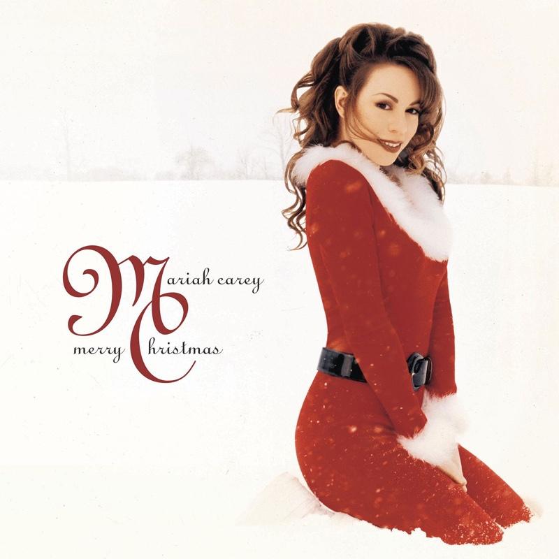 Mariah Carey - Merry Christmas album cover