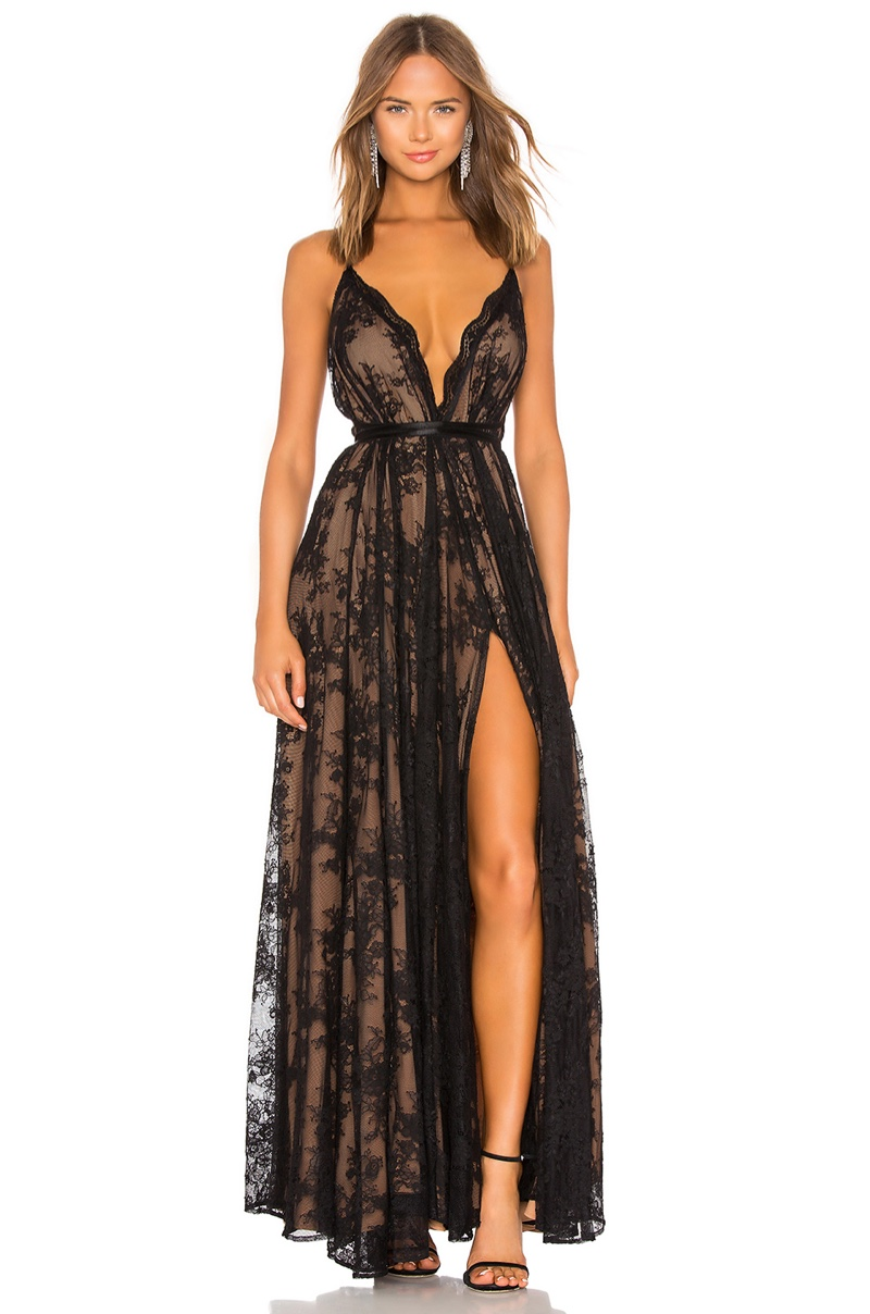 Michael Costello Paris Gown $298
