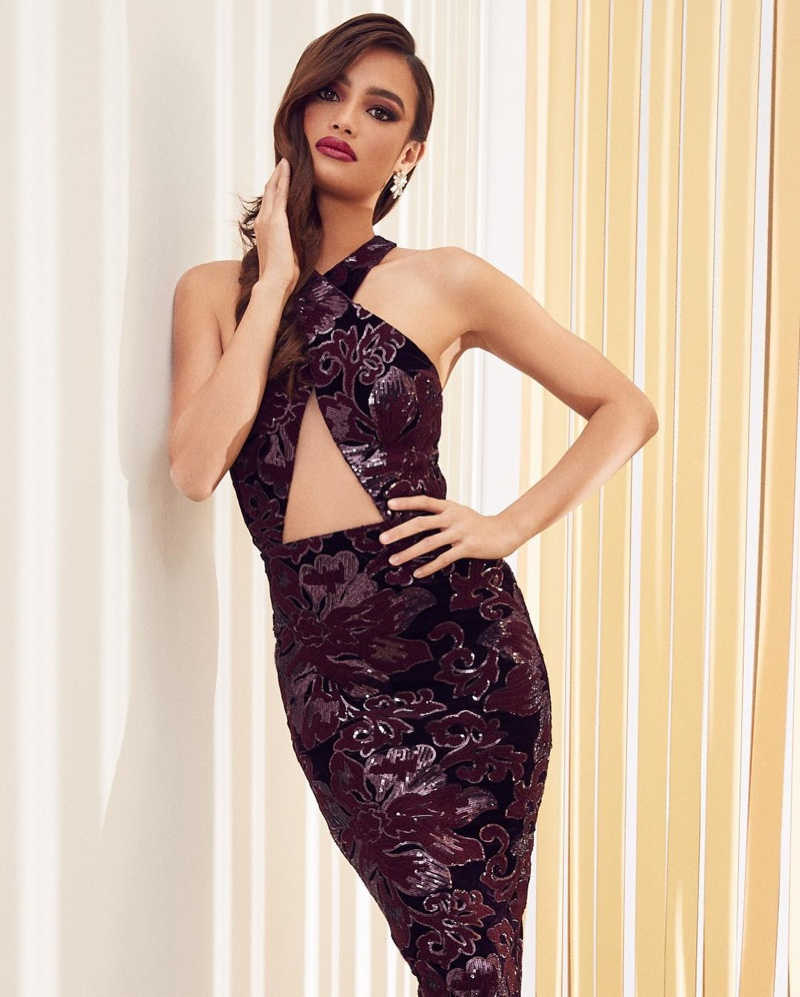 Michael Costello x REVOLVE holiday dresses and gowns