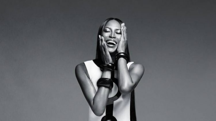 Supermodel Naomi Campbell has been named the face of NARS Cosmetics for 2019