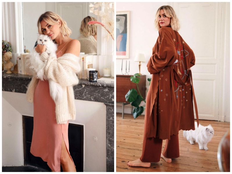 Pajama Party: Discover & Other Stories' Relaxed Styles