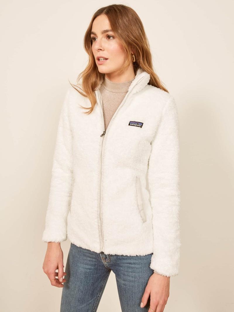 Patagonia Los Gatos Fleece Jacket $129