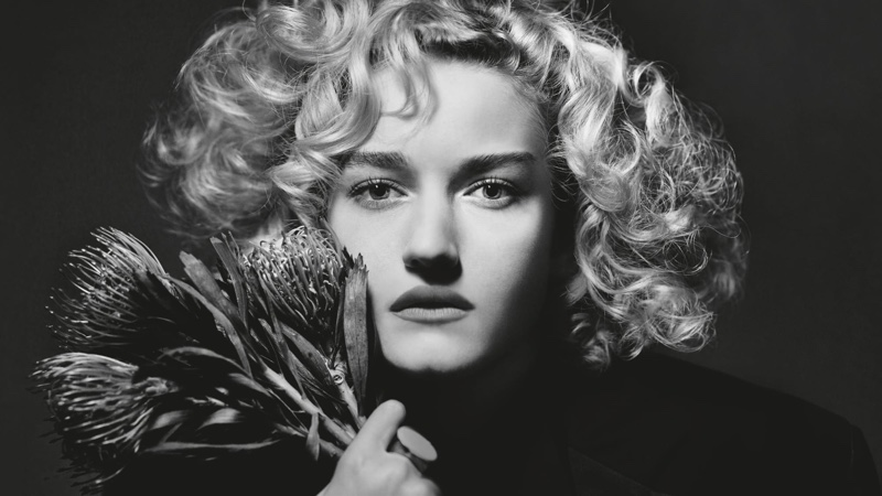 Julia Garner is ready for her closeup in Pirelli 2019 calendar. Photo: Albert Watson