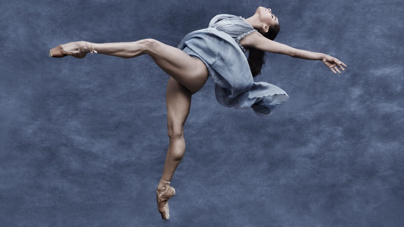 Misty Copeland shows off her moves in Pirelli 2019 calendar. Photo: Albert Watson