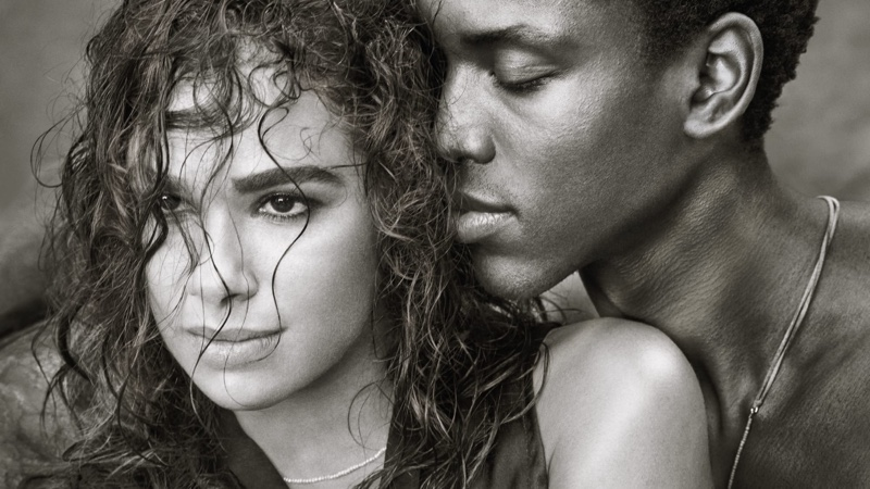 Dancers Misty Copeland and Calvin Royal III star in Pirelli 2019 calendar. Photo: Albert Watson