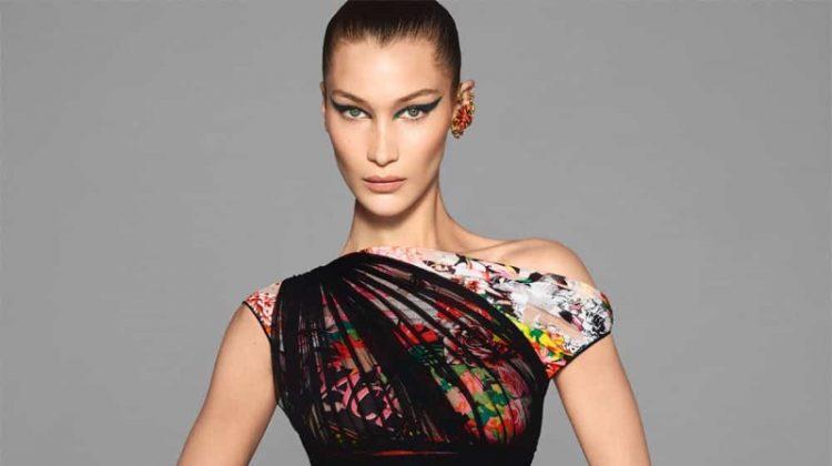 Bella Hadid fronts Versace spring-summer 2019 campaign