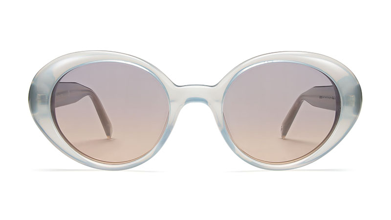 Warby Parker Renee Sunglasses Glacier $95