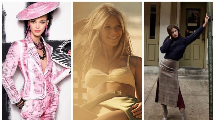 Week in Review | Gwyneth Paltrow for WSJ, Moschino Spring Ads, Sara Sampaio's New Cover + More
