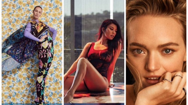 Week in Review | Candice Swanepoel's New Cover, Gemma Ward Shines, Kourtney Kardashian On GQ Mexico + More