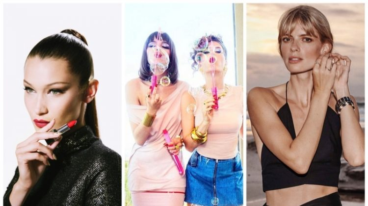 Week in Review | Wolford Spring Ads, Bella Hadid for Dior, Julia Stegner's New Cover + More