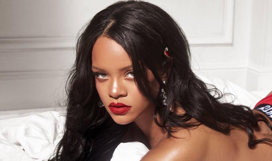 Rihanna for Savage x Fenty lingerie campaign