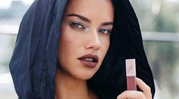 Adriana Lima fronts PUMA x Maybelline campaign