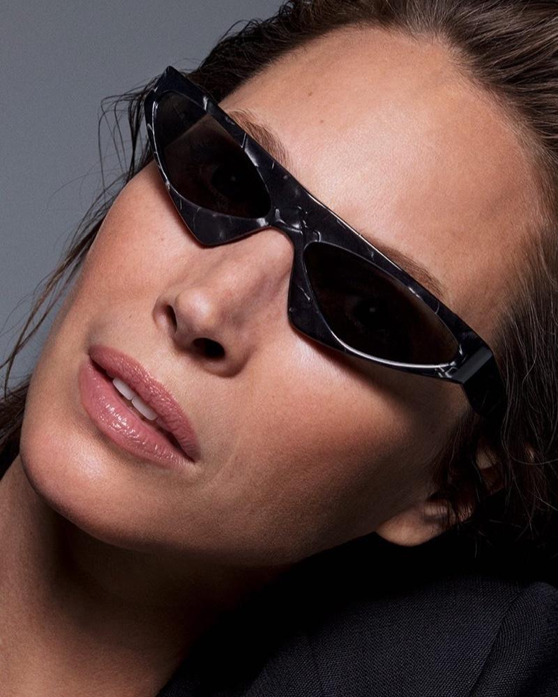 Alain Mikli x Alexandre Vauthier taps Christy Turlington for spring-summer 2019 sunglasses campaign