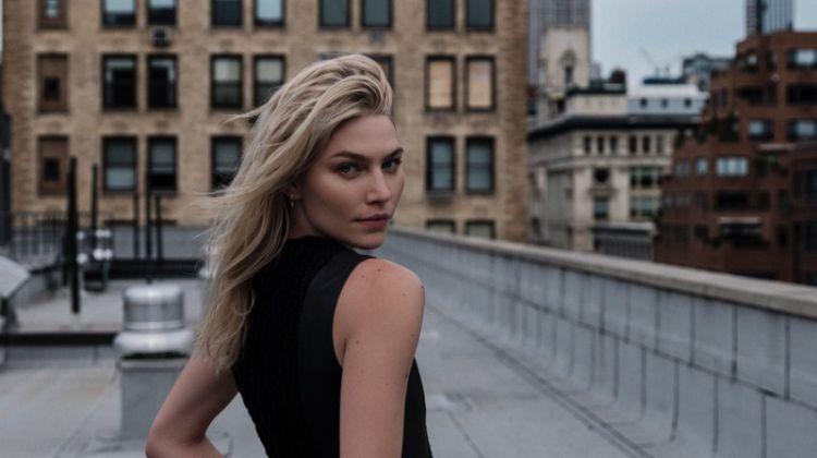 Aline Weber is a City Girl for ELLE Serbia
