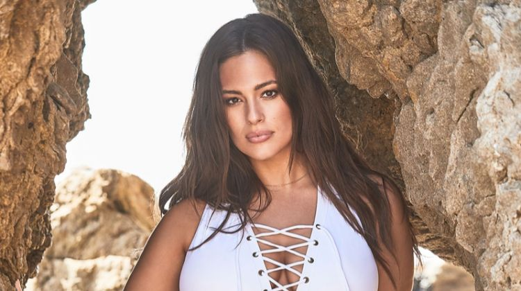 Ashley Graham fronts Swimsuits For All 2019 campaign