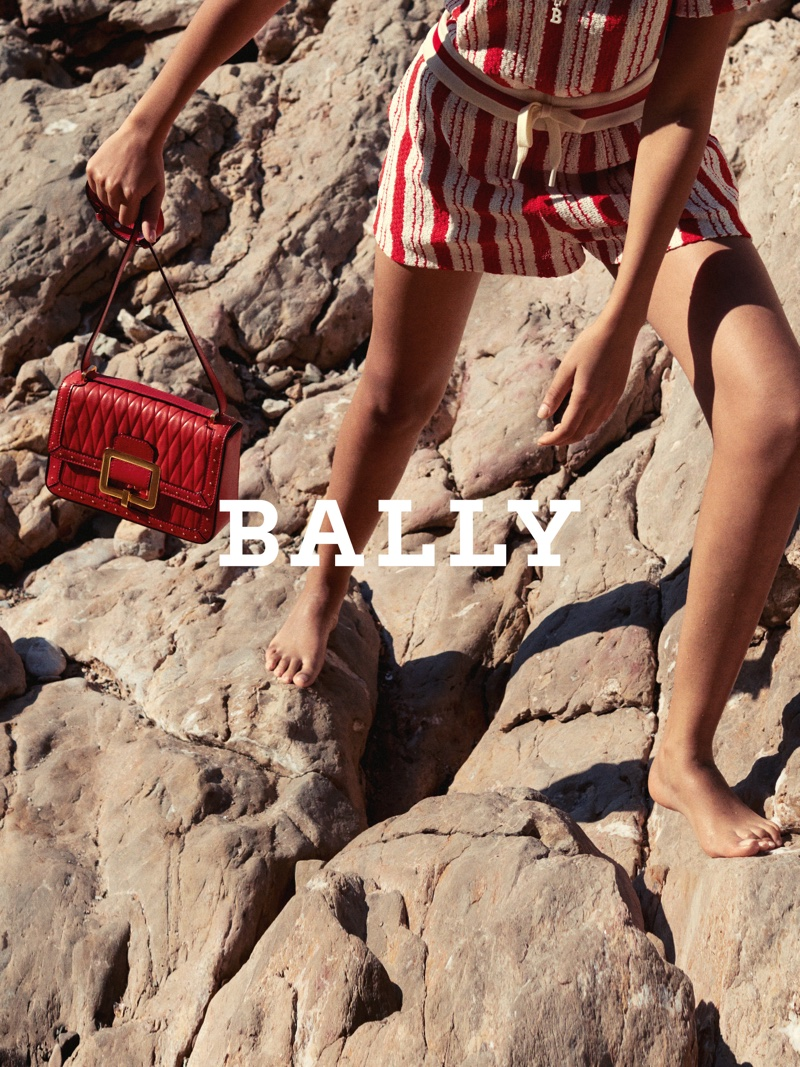 Bally unveils spring-summer 2019 campaign