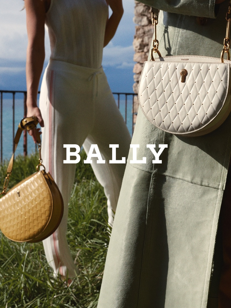 Bally focuses on accessories for its spring-summer 2019 campaign