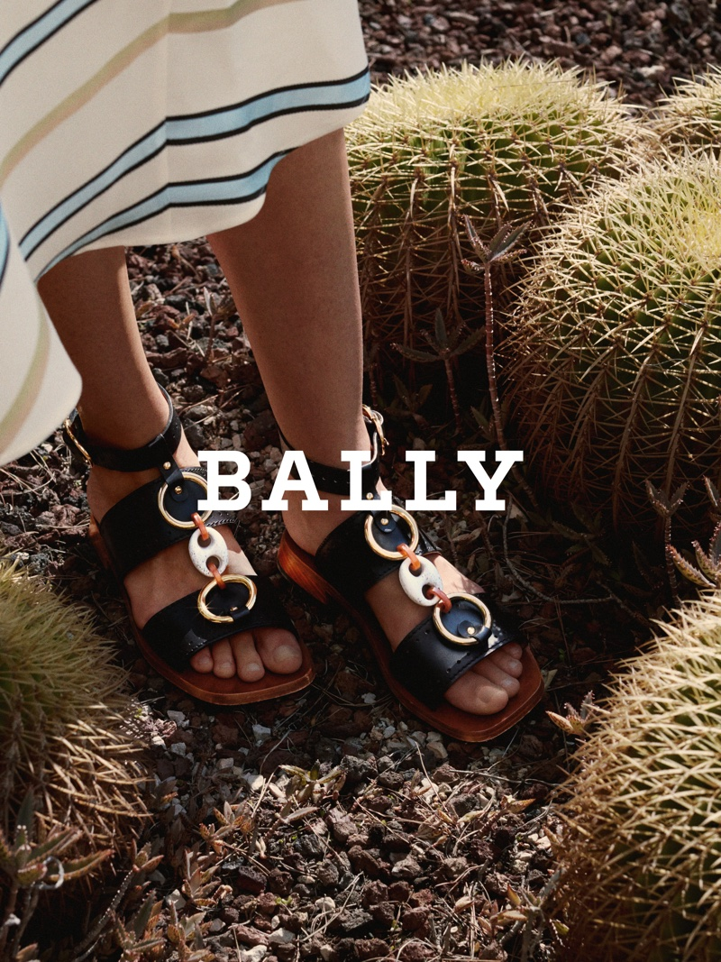 Bally sets its spring 2019 campaign in California