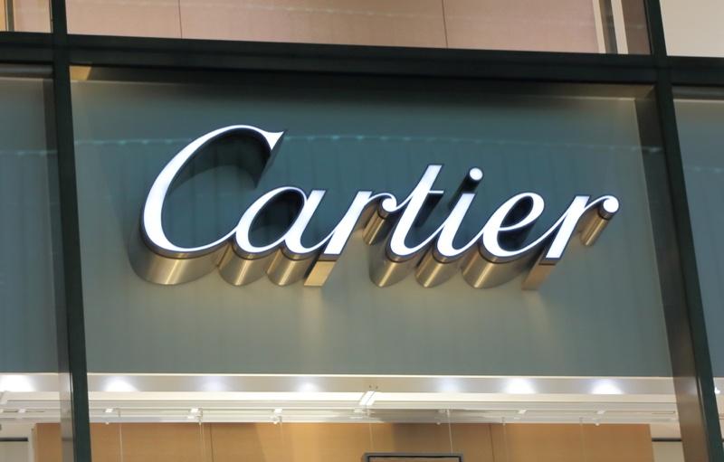 Cartier Storefront Logo