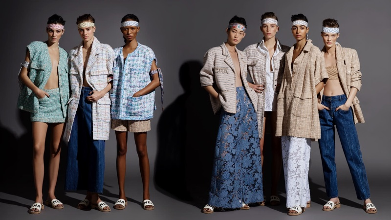 Chanel launches spring-summer 2019 campaign
