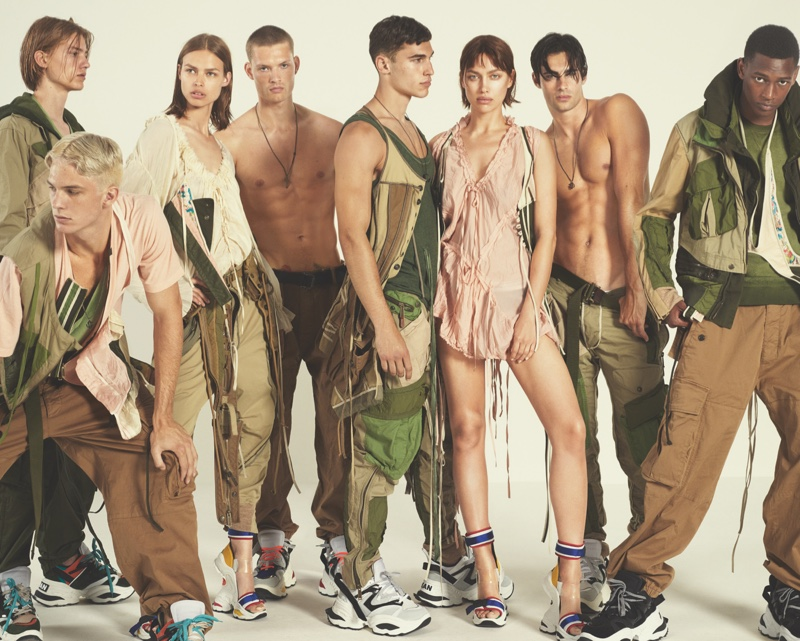 DSquared2 launches spring-summer 2019 campaign