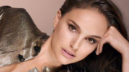 Natalie Portman Strips Down in Dior Forever Ad