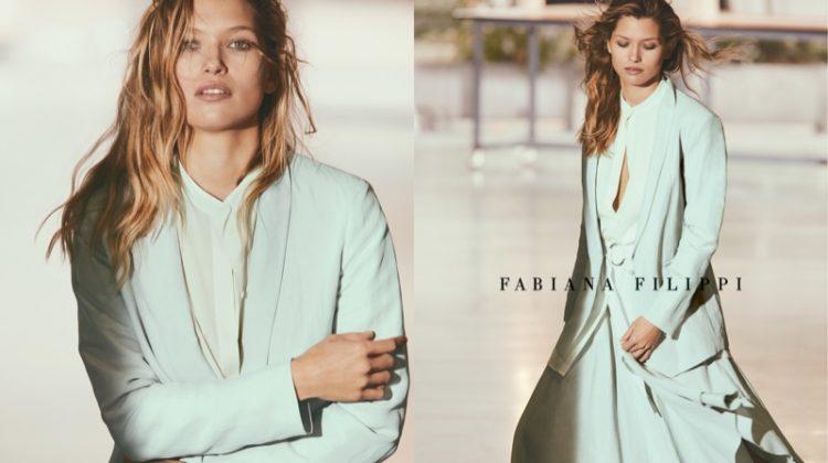 Hana Jirickova stars in Fabiana Filippi spring-summer 2019 campaign
