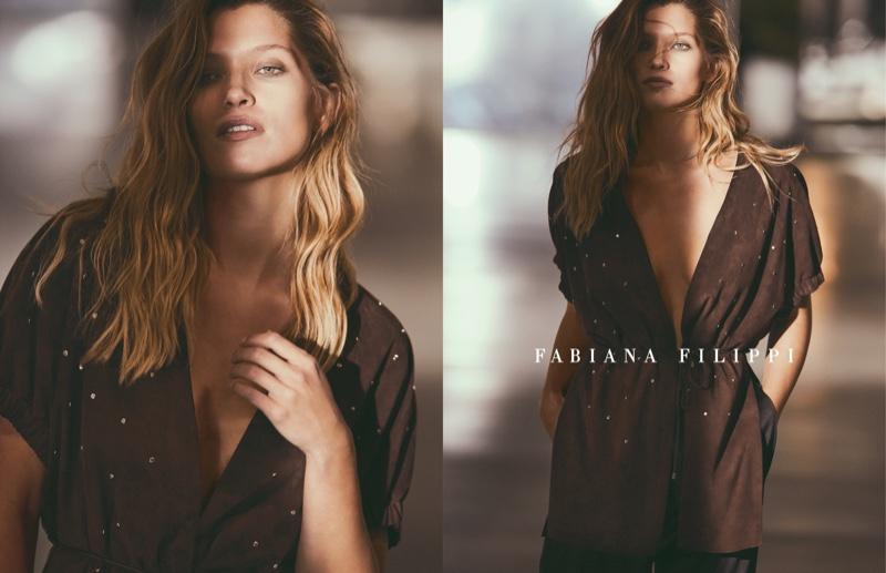 Fabiana Filippi taps Hana Jirickova for spring 2019 campaign