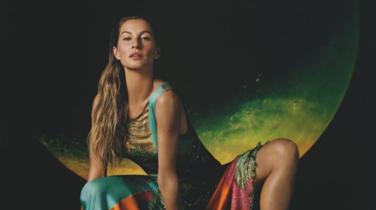 Missoni taps Gisele Bundchen for its spring-summer 2019 campaign
