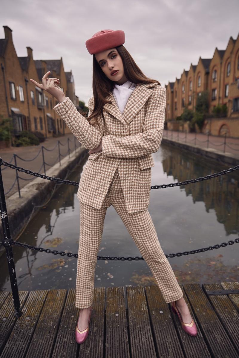 Bella Poses in Elegant Styles for Grazia Pakistan