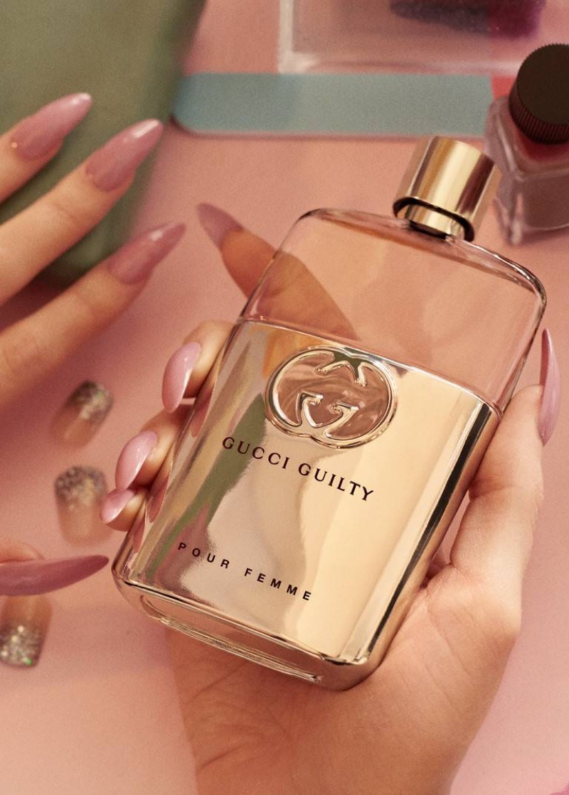 SHOP THE SCENT: Gucci Guilty Pour Femme fragrance $122