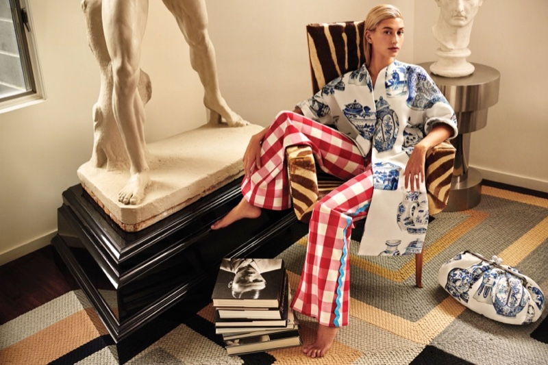 Prints take the spotlight for Weekend MaxMara Nantucket collection
