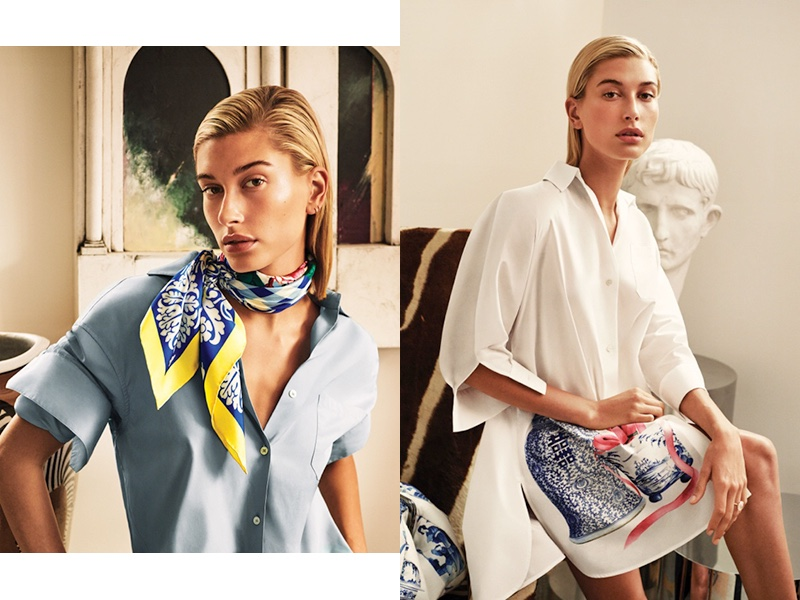 Weekend MaxMara unveils spring 2019 Nantucket capsule collection campaign