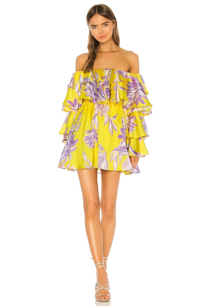 House of Harlow 1960 x REVOLVE Julita Mini Dress $228