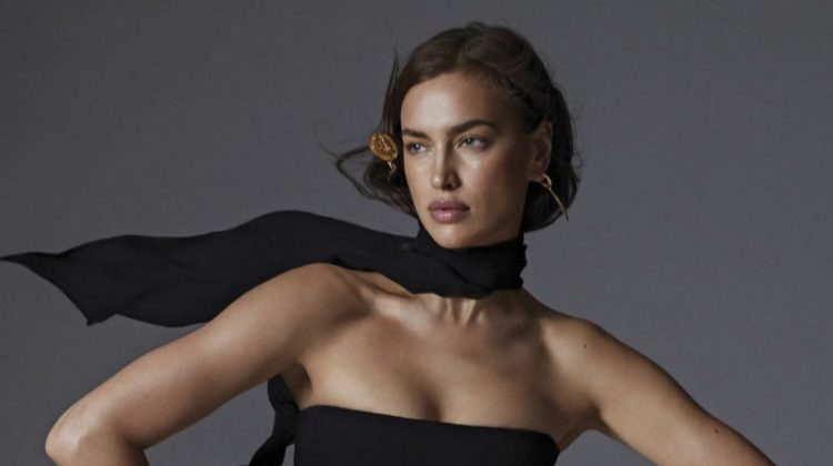 Irina Shayk Embraces Minimal Looks for Vogue Mexico
