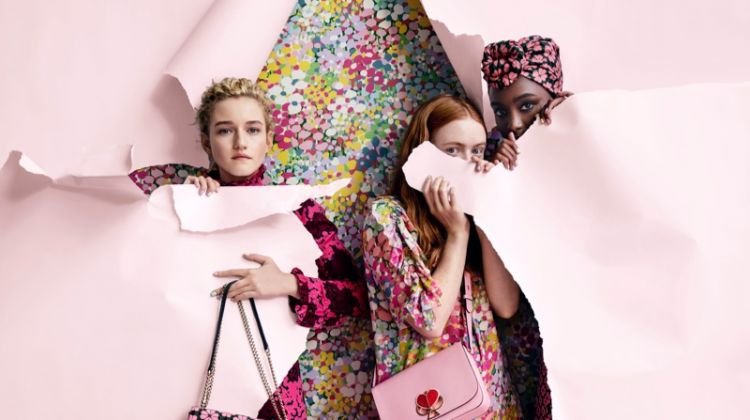 Kate Spade launches spring-summer 2019 campaign