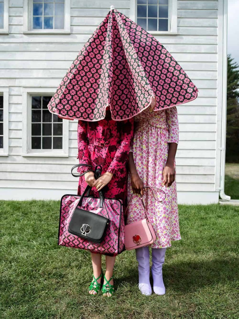 Tim Walker photographs Kate Spade spring-summer 2019 campaign