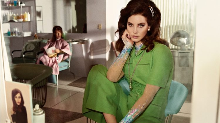 Lana Del Rey stars in Gucci Forever Guilty campaign