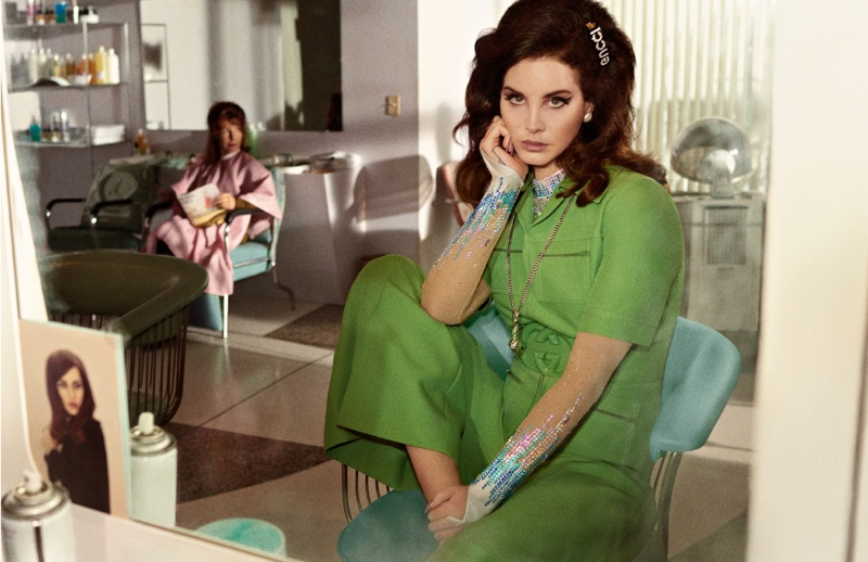 Lana Del Rey Stars in Gucci 'Forever Guilty' Campaign