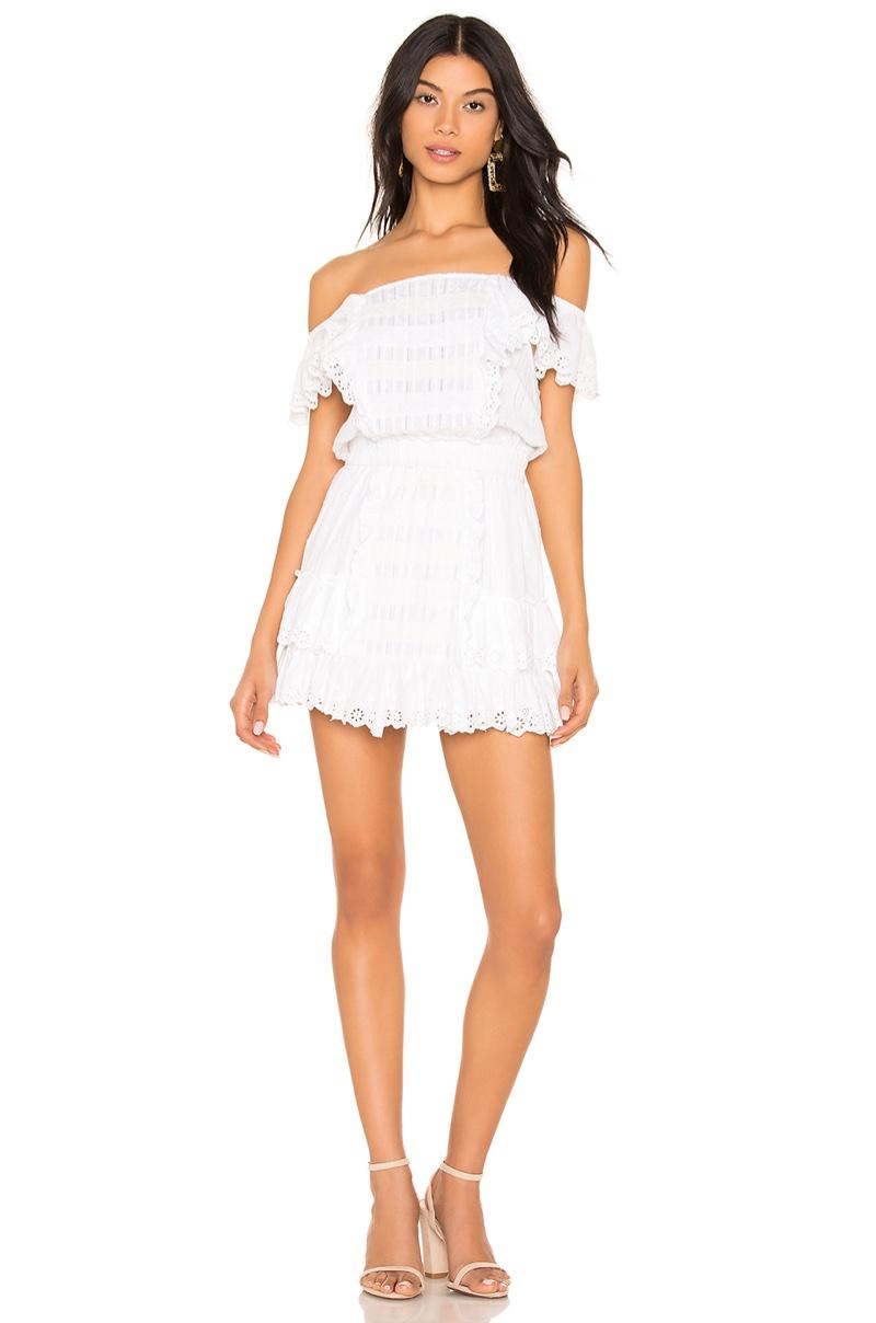 LoveShackFancy Margaret Dress $345