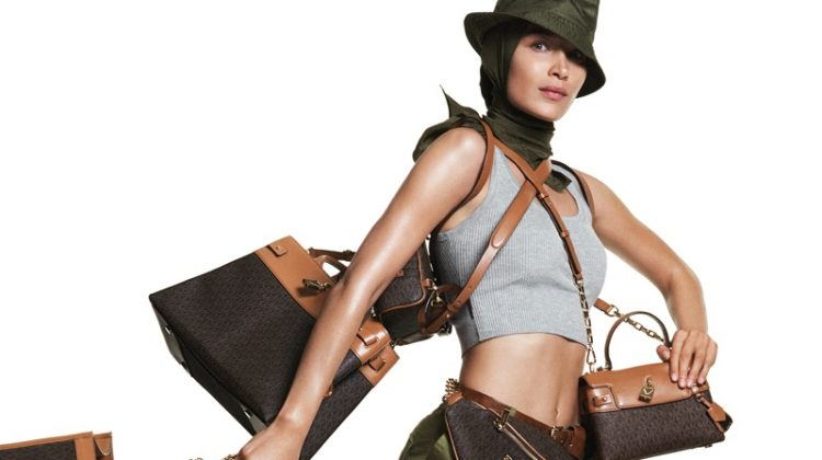 Bella Hadid stars in MICHAEL Michael Kors spring-summer 2019 campaign