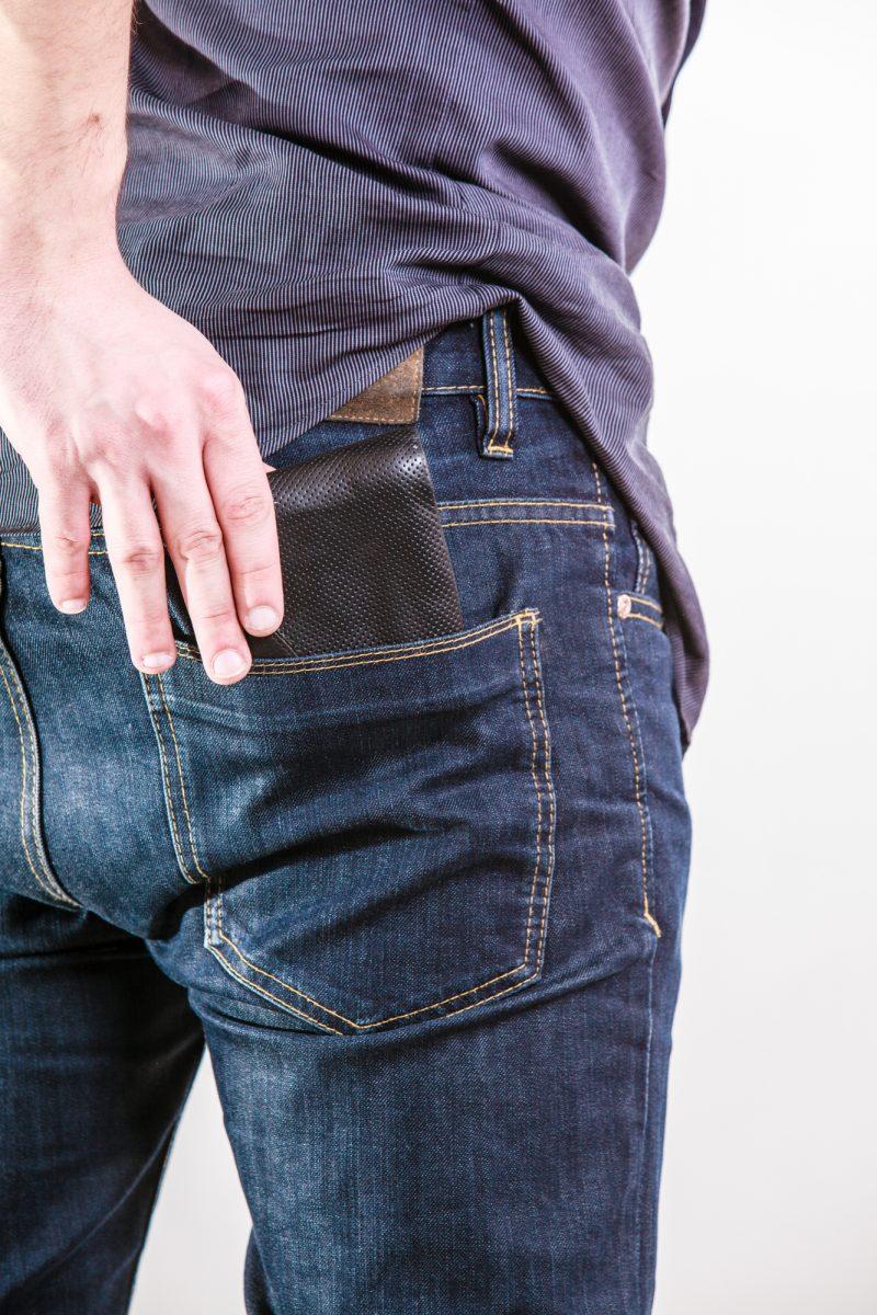 Man Wallet Pocket